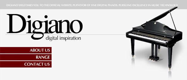 Digiano Pianos - Digital Inspiration